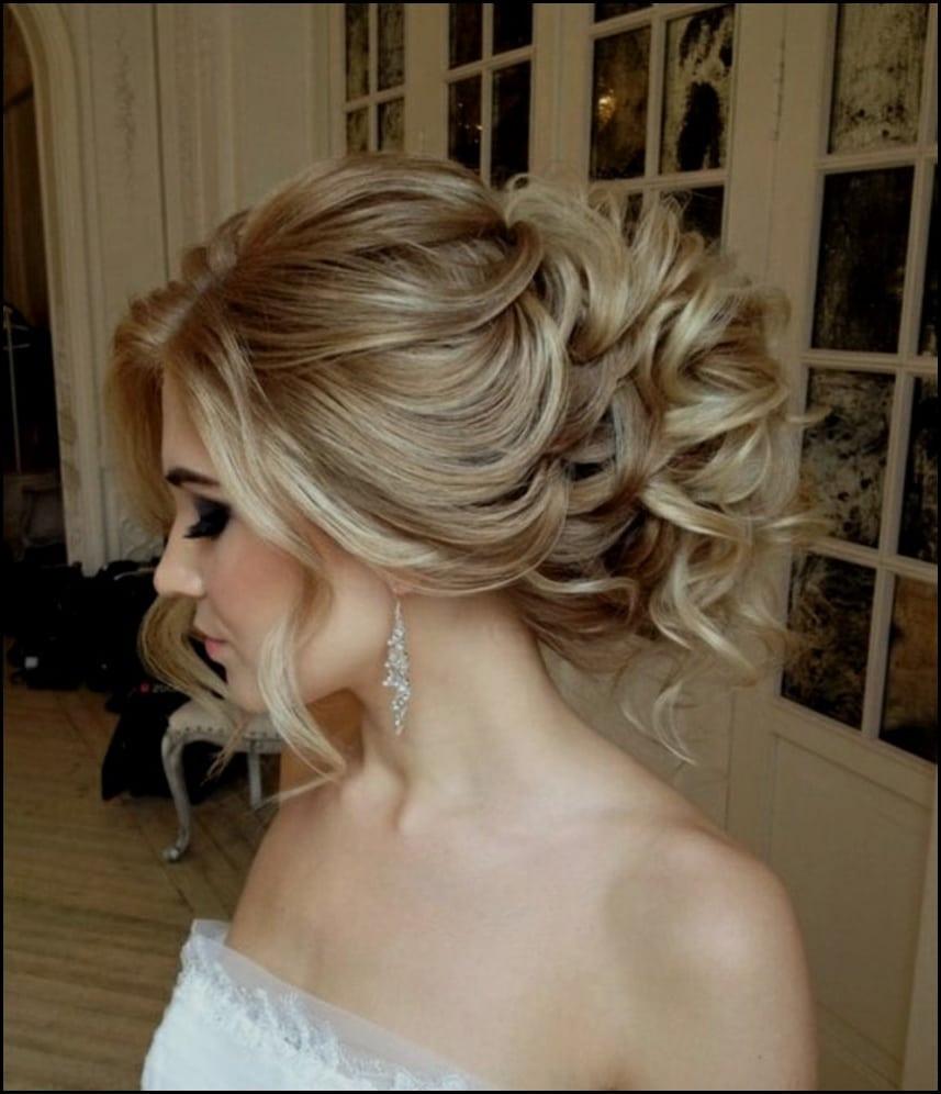 Romantische Frisuren  12 romantische Hochzeitsfrisuren