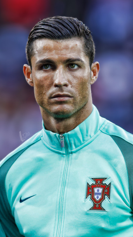 Cristiano Ronaldo Neue Frisur