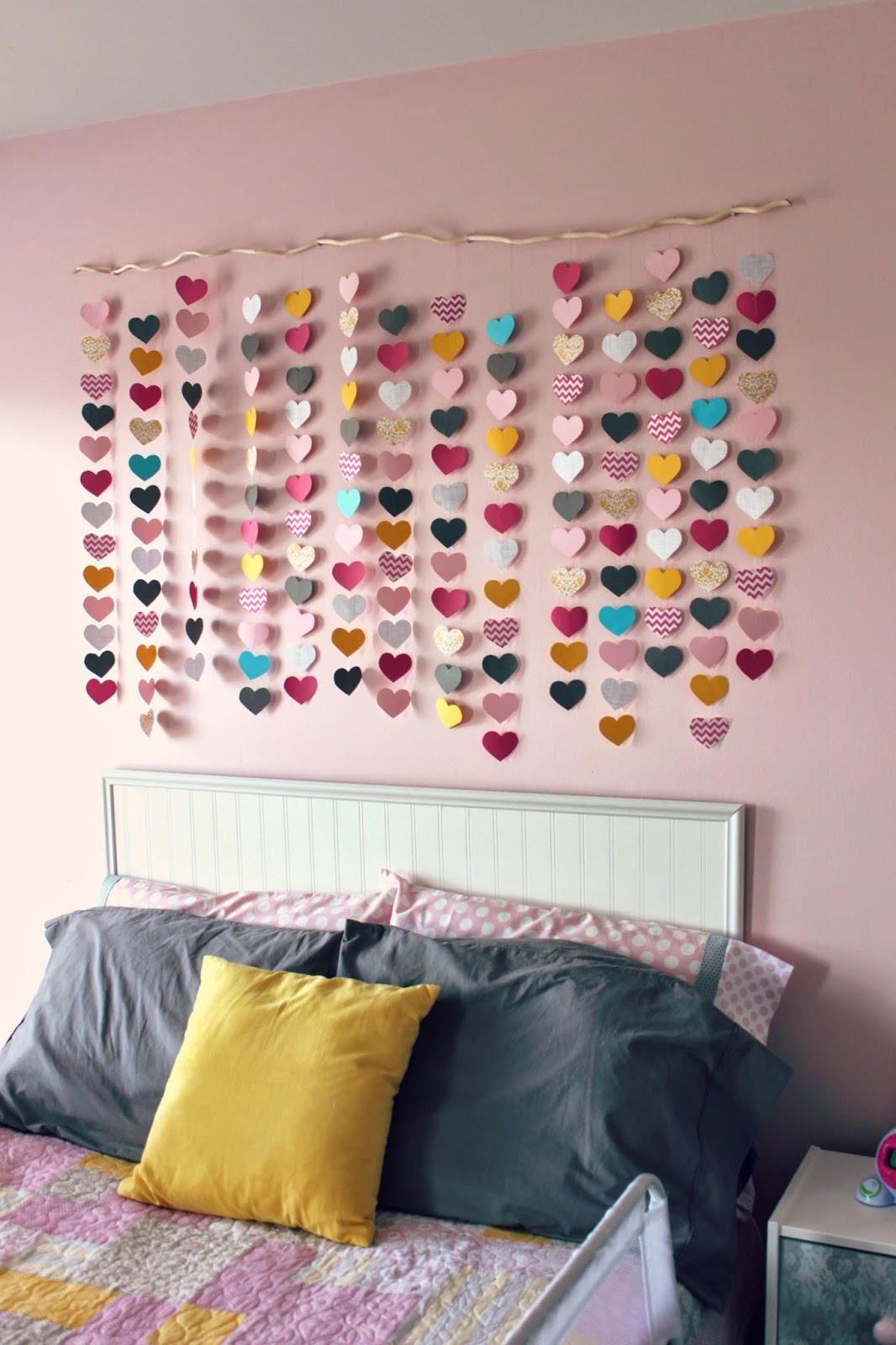 Room Diy  all things DIY room reveal girl s bedroom on a bud