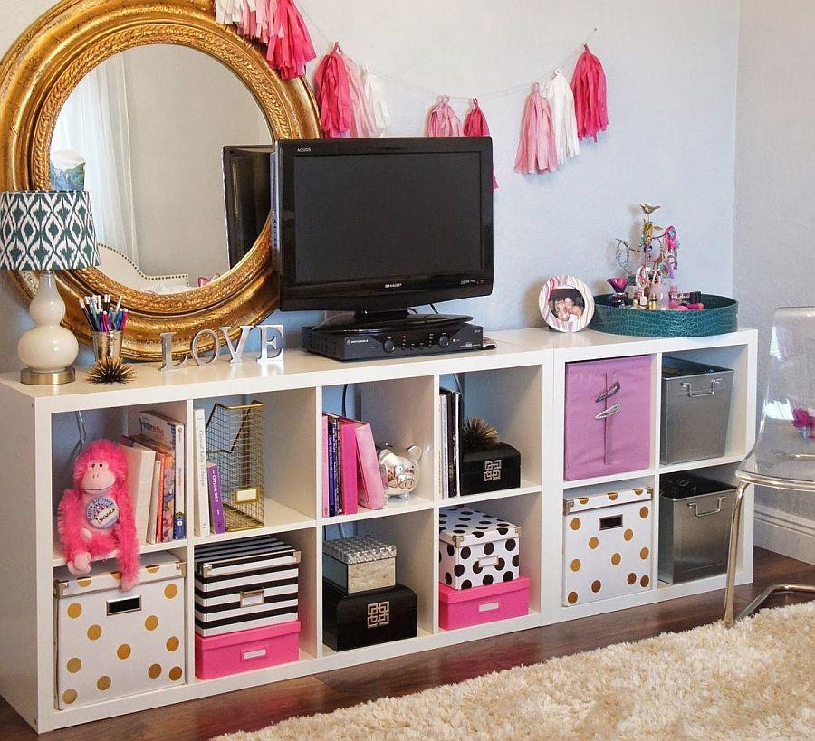 Room Diy  11 Space Saving DIY Kids' Room Storage Ideas that Help