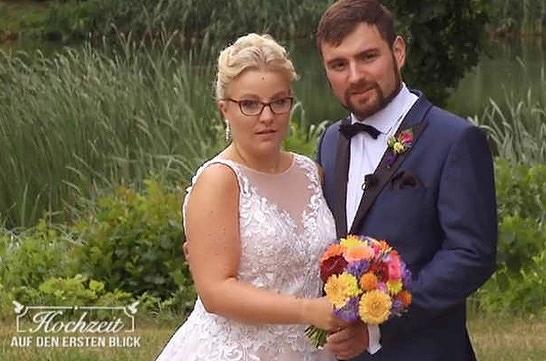 """Sat 1 Hochzeit Auf Den Ersten Blick Online  """"Hochzeit auf den ersten Blick"""" Braut Mariana ergreift"""