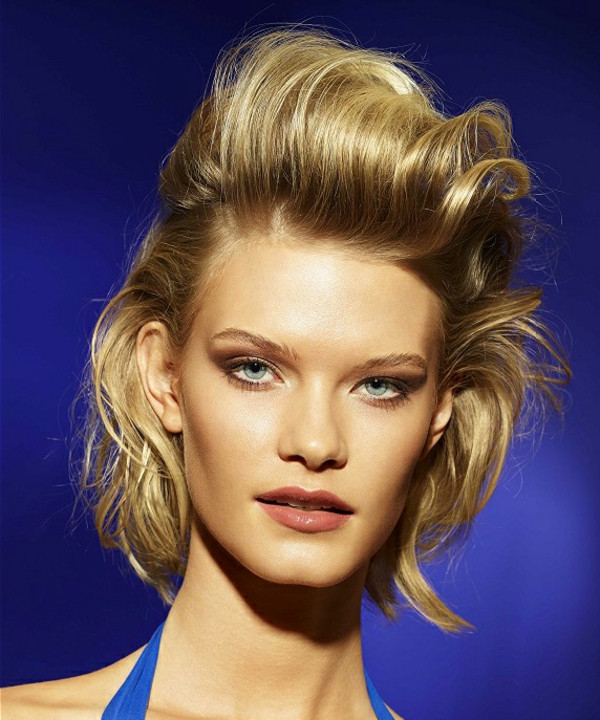 Schicke Frisuren  39 super Beispiele für schicke Frisuren Archzine