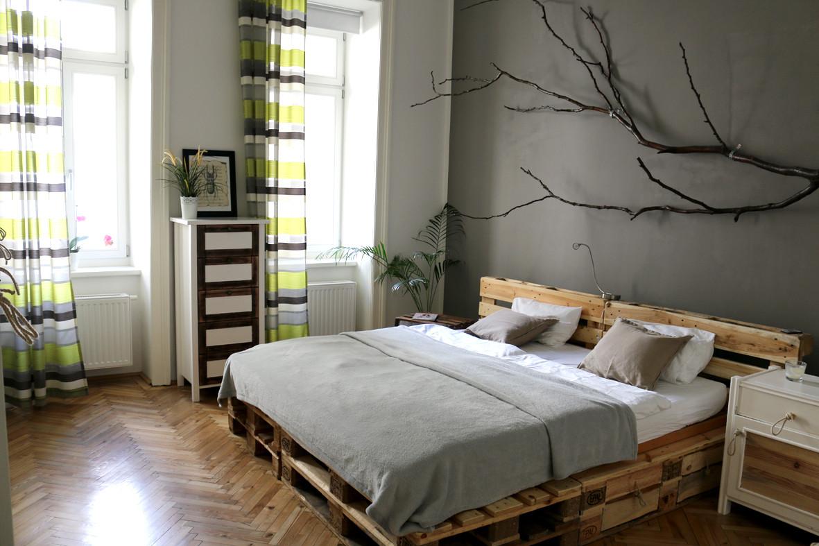 Schlafzimmer Diy  Das DIY Schlafzimmer designfeverblog