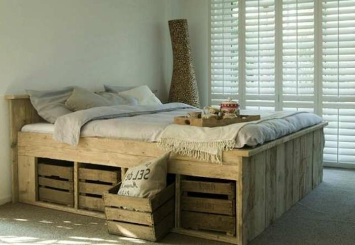 Schlafzimmer Diy  Das DIY Bett kann Ihr Schlafzimmer völlig umwandeln