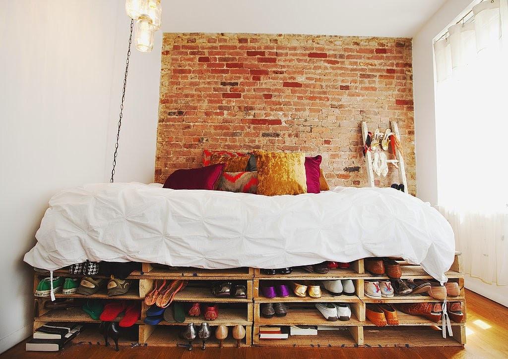 Schlafzimmer Diy  12 kreative Ideen für DIY Bett DIY Schlafzimmer ZENIDEEN