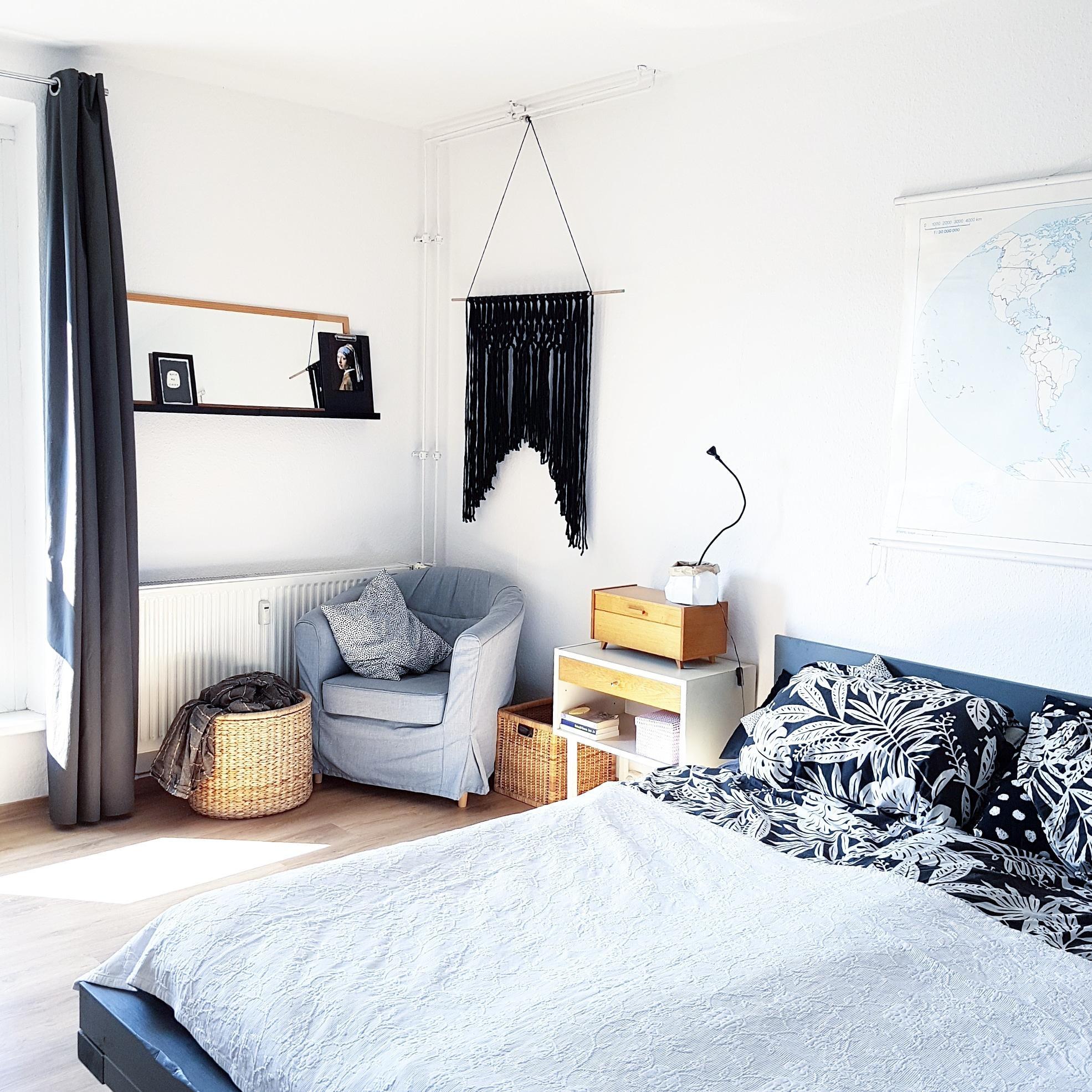 Schlafzimmer Diy  Farben im Schlafzimmer Inspiration bei COUCH