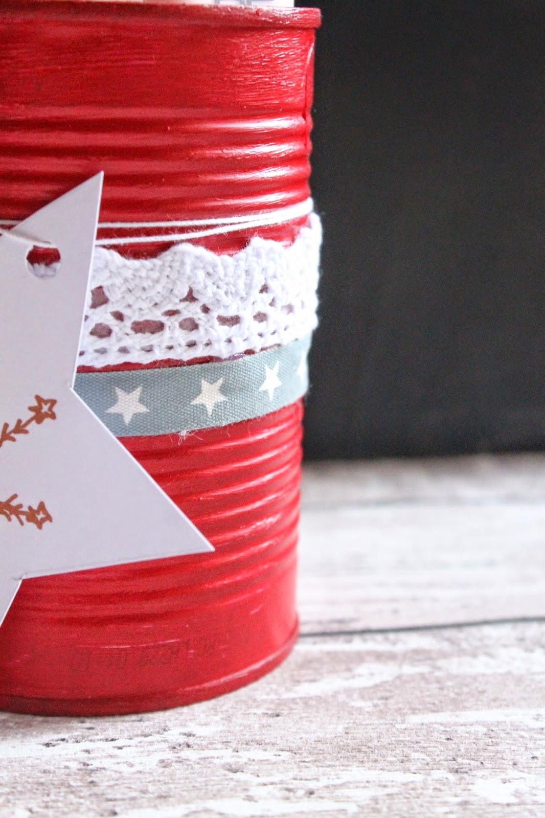 Schnelle Diy Geschenke  Fliederglück DIY schnelle Geschenke Dosen