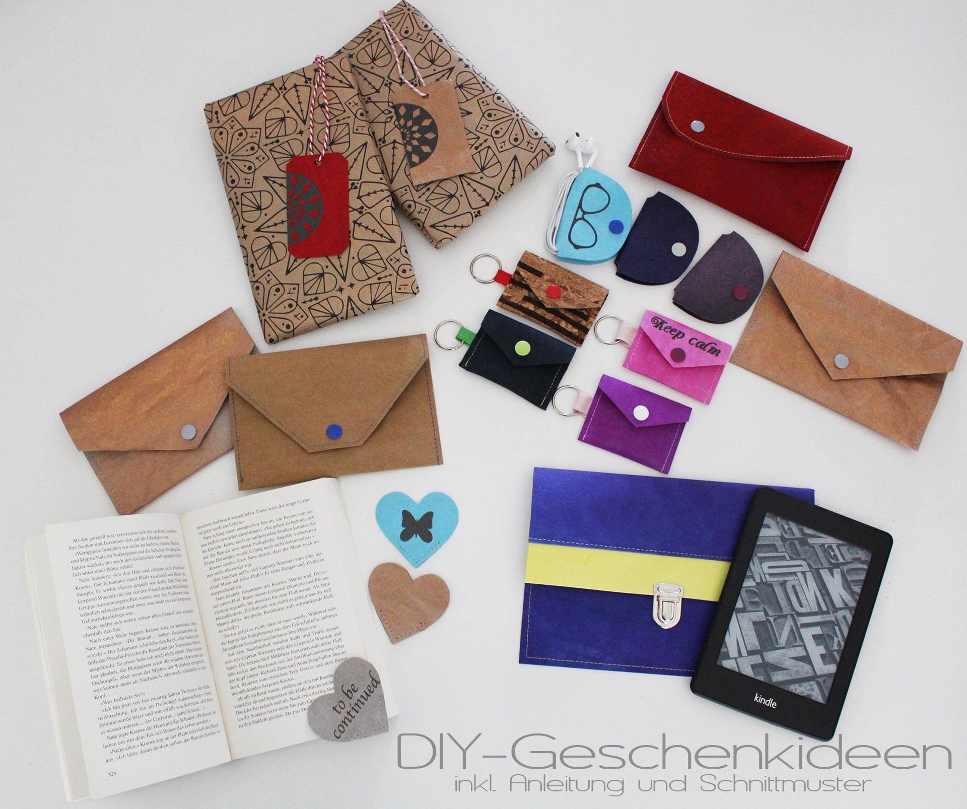 Schnelle Diy Geschenke  Schnelle DIY Geschenke aus SnapPap Colartex und Korkstoff