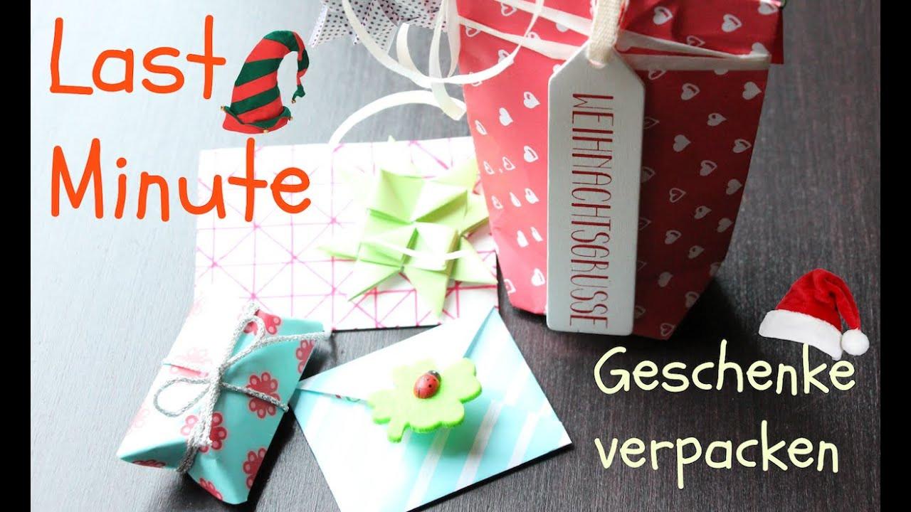 Schnelle Diy Geschenke  schnelle diy geschenke