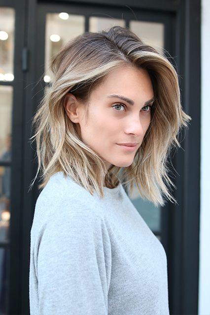 Schöne Frisuren Für Kurze Haare  30 Schöne Frisuren für Blonde Haare Kurze Frisuren Haar
