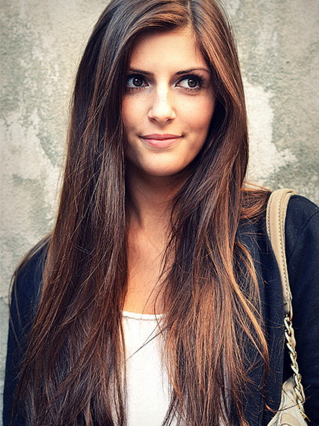 Schöne Frisuren Lange Haare  Frisuren 2014 lange haare