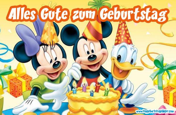 Schöne Geburtstagsbilder  Geburtstagsbilder disney Top Geburtstagsbilder