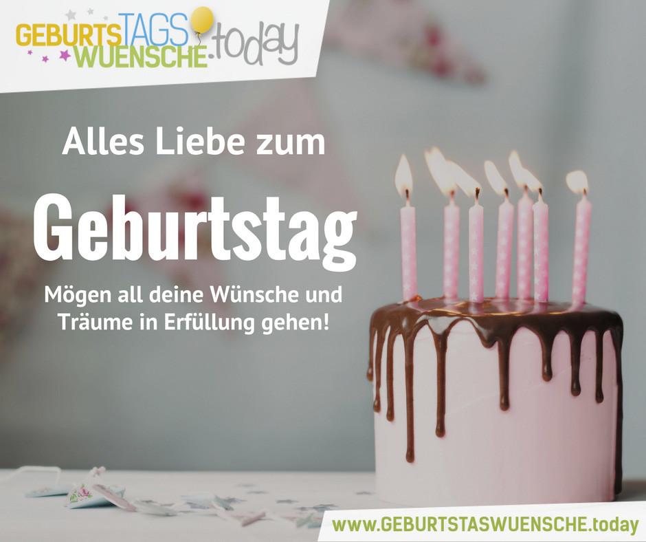 Schöne Geburtstagswünsche  Geburtstagswünsche & Geburtstagsprüche Happy Birthday
