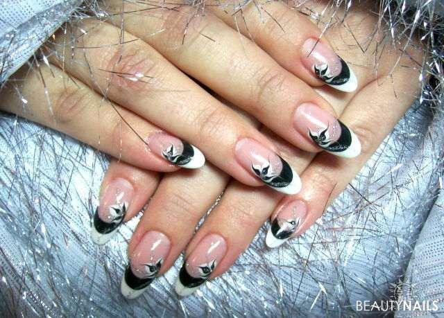 Schöne Nageldesign  schöne nail art Nageldesign