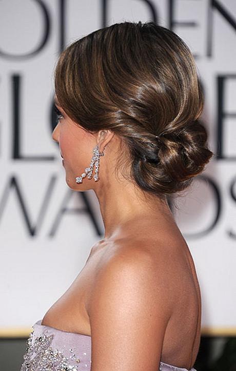 Seitliche Frisuren  Seitliche hochsteckfrisuren
