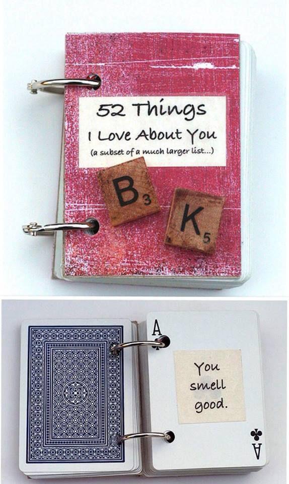 Selbstgemachte Geschenke Für Den Partner  Die 25 besten Ideen zu Freund geschenke auf Pinterest
