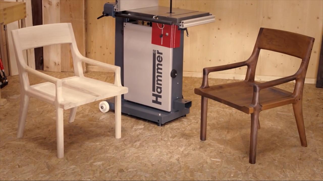 Sessel Diy  DIY Designer Sessel produziert mit der HAMMER N4400