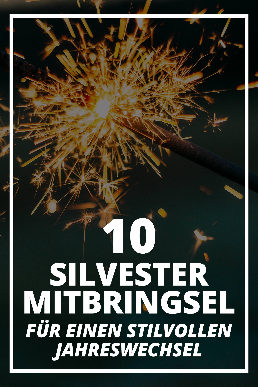 Silvester Geschenke  Mitbringsel zu Silvester 10 coole Ideen für eine geniale