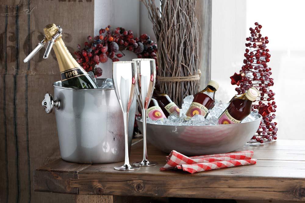 Silvester Geschenke  Silvester & Neujahr Gast & Gastgeber Geschenke