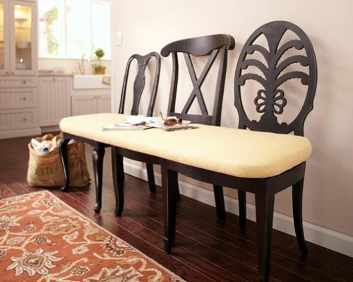 Sitzbank Diy  15 praktische DIY Wohnideen für Ihr Zuhause