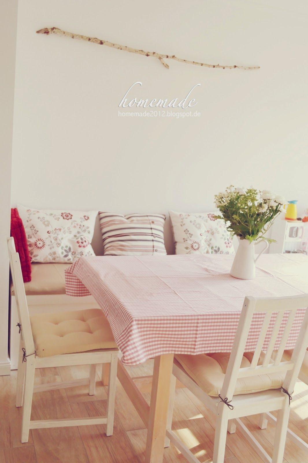 Sitzbank Diy  homemade ♥ Sitzbank DIY Home ideas