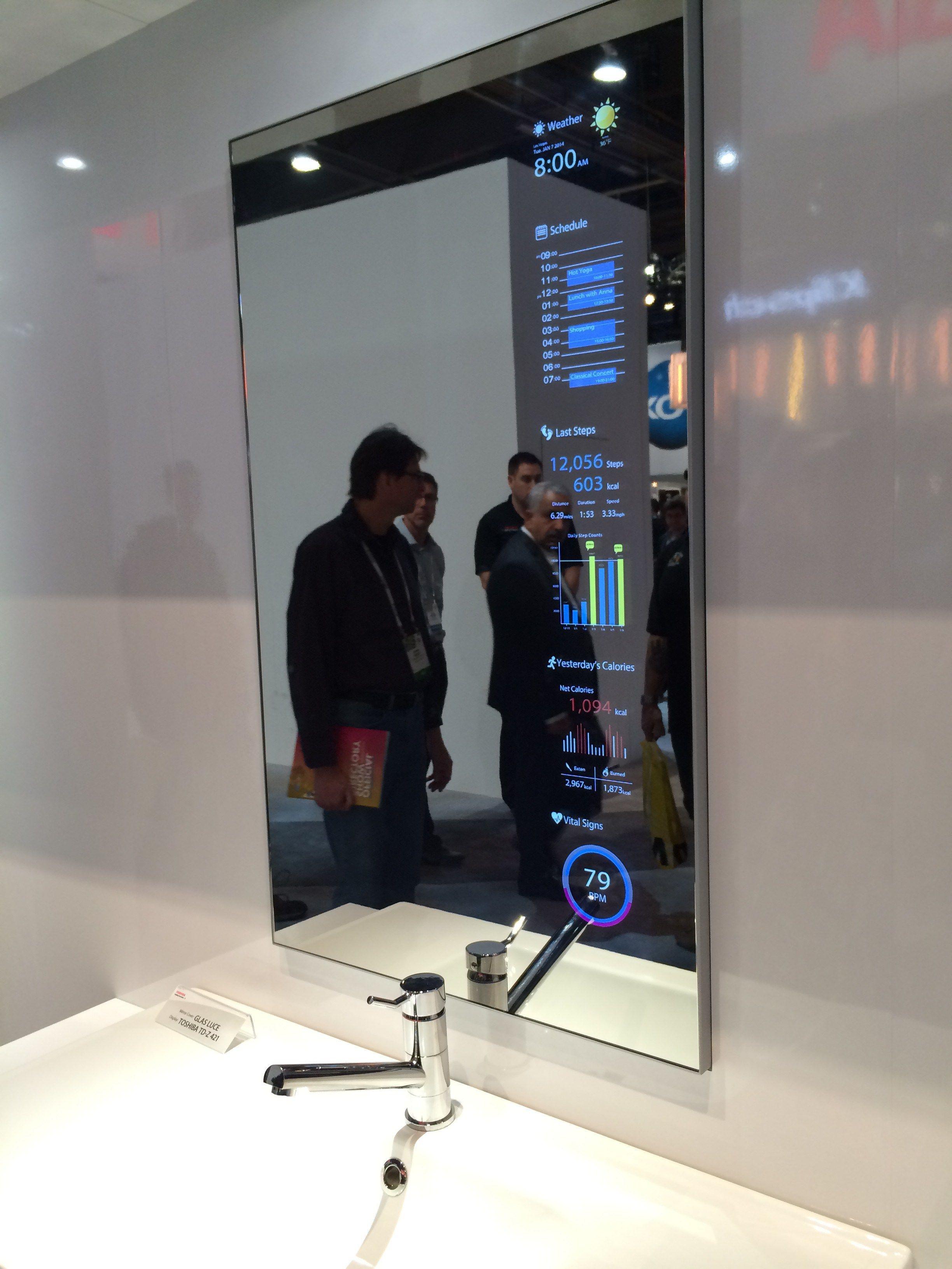 Smart Mirror Diy  Smart Mirror Store