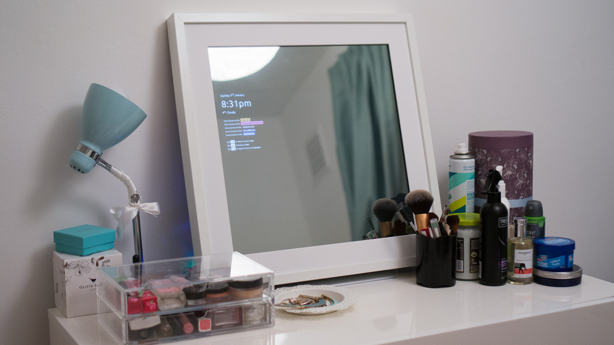Smart Mirror Diy  bath fitter