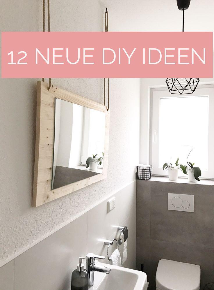 Spiegel Diy  Die besten 25 Spiegel design Ideen auf Pinterest