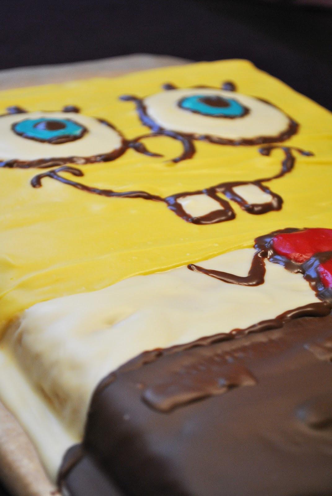 Spongebob Kuchen  Spongebob Kuchen — Rezepte Suchen