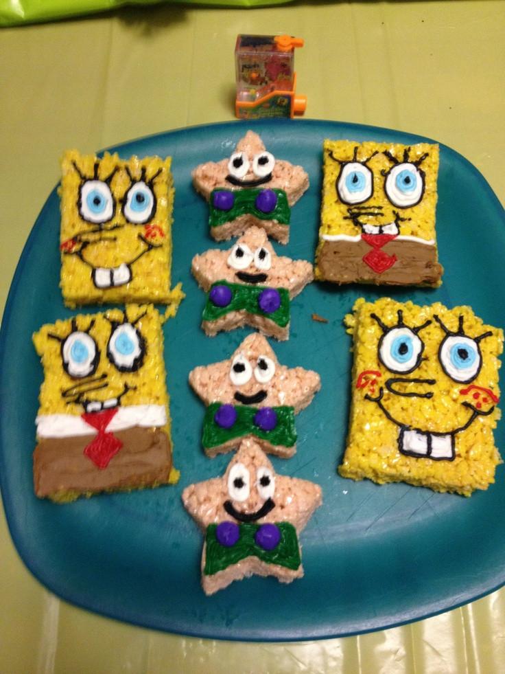 Spongebob Kuchen  Spongebob und patrick kuchen – Appetitlich Foto Blog für Sie