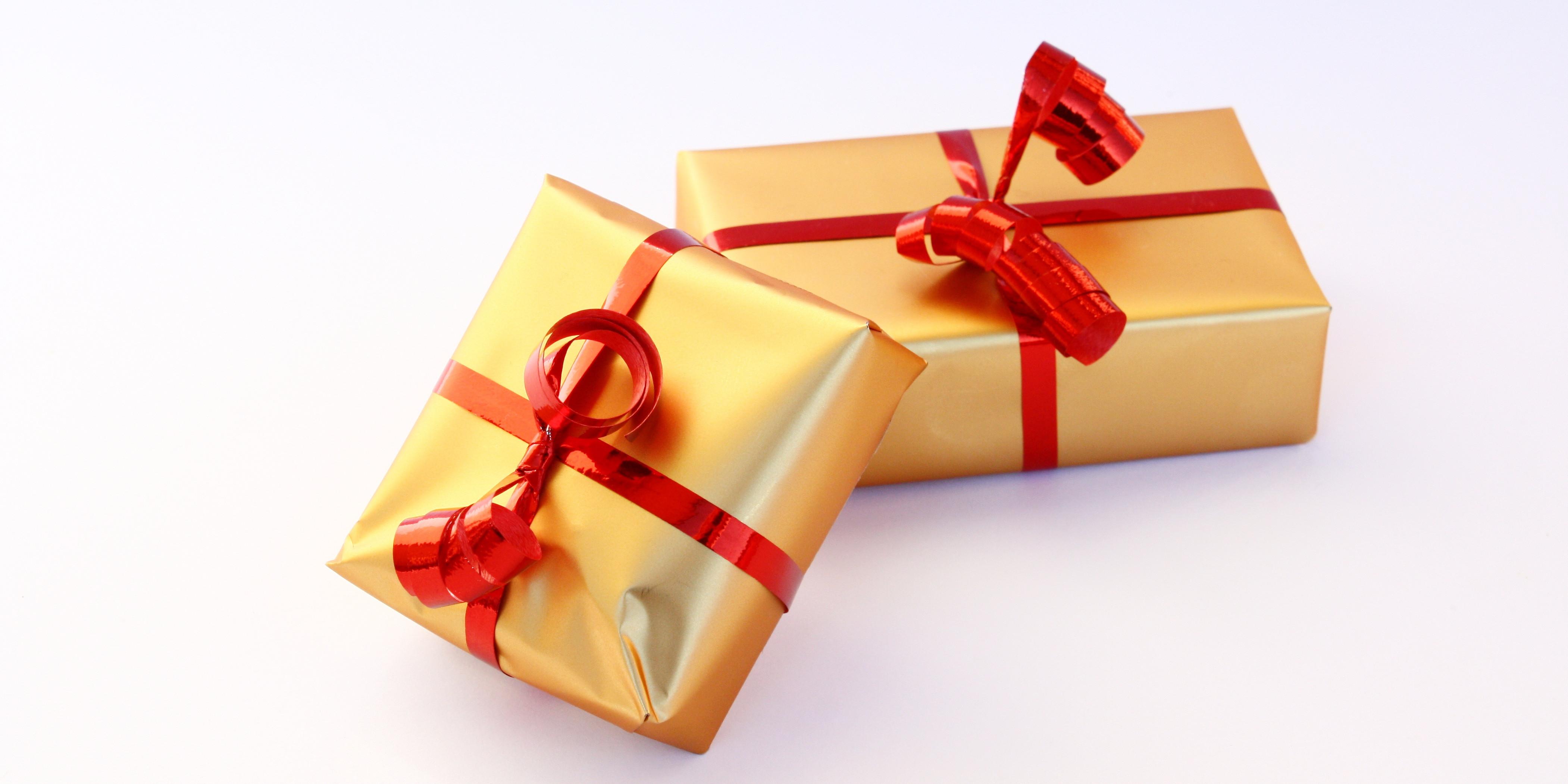 Sport Geschenke  Geschenke einpacken Anleitung & Ideen für Dummies
