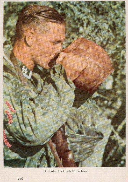Ss Haarschnitt  Pin von Thomas Beran auf Second World War in Colour