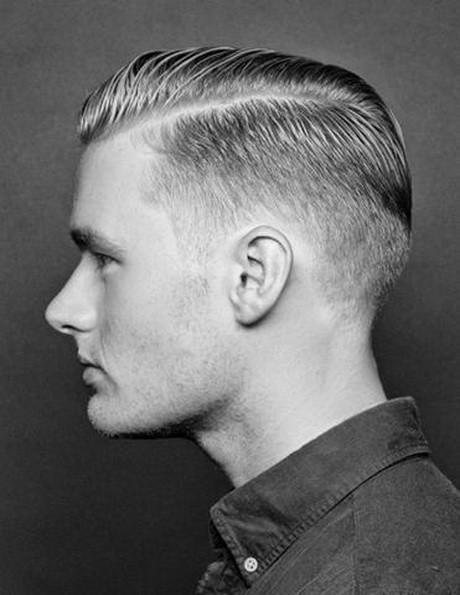 Ss Haarschnitt  Undercut mit seitenscheitel