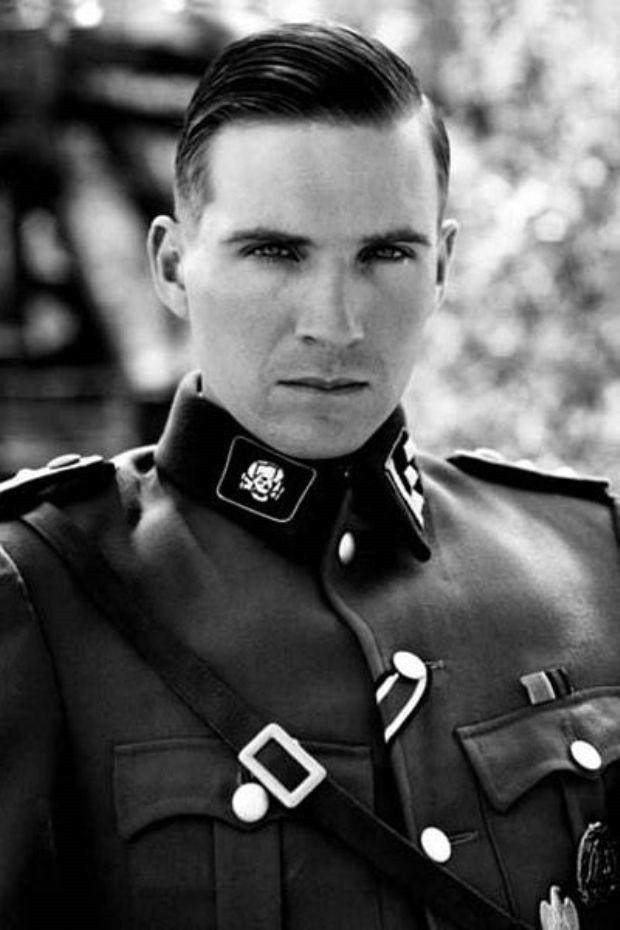 Ss Haarschnitt  Die besten 25 Hitlerjugend frisur Ideen auf Pinterest