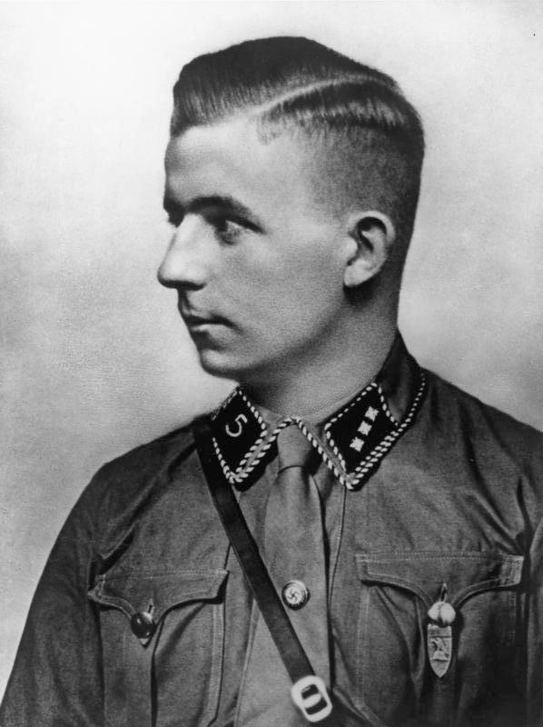 Ss Haarschnitt  Horst Wessel