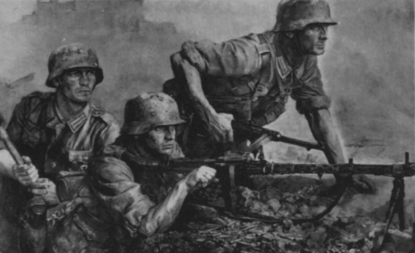 Ss Haarschnitt  Image Wehrmacht Deadliest Fiction Wiki