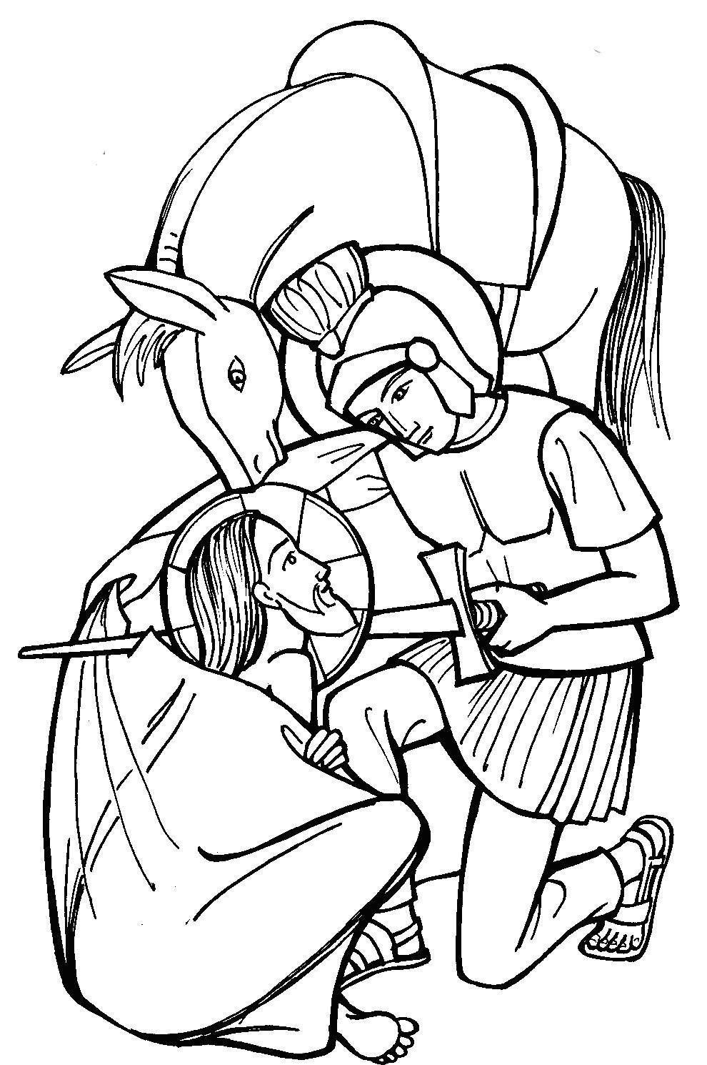 St Martin Malvorlagen  Vie & coloriages de st Martin Le Blog de Jackie