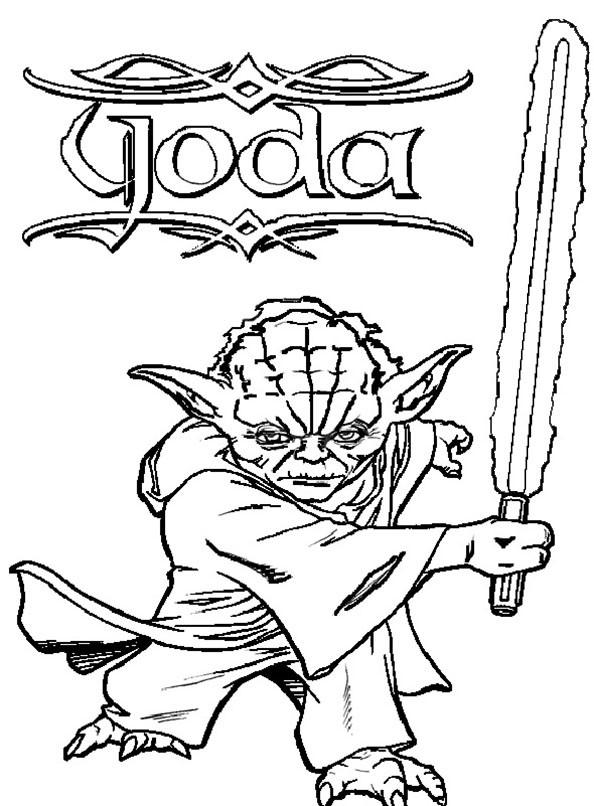 die 20 besten ideen für star wars ausmalbilder yoda