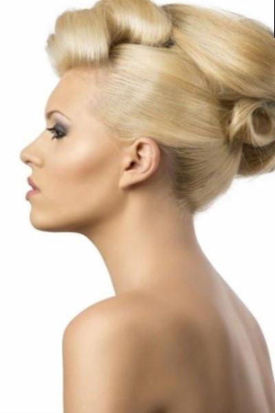 Die Besten Ideen Fur Steck Frisuren Mittellange Haare Beste