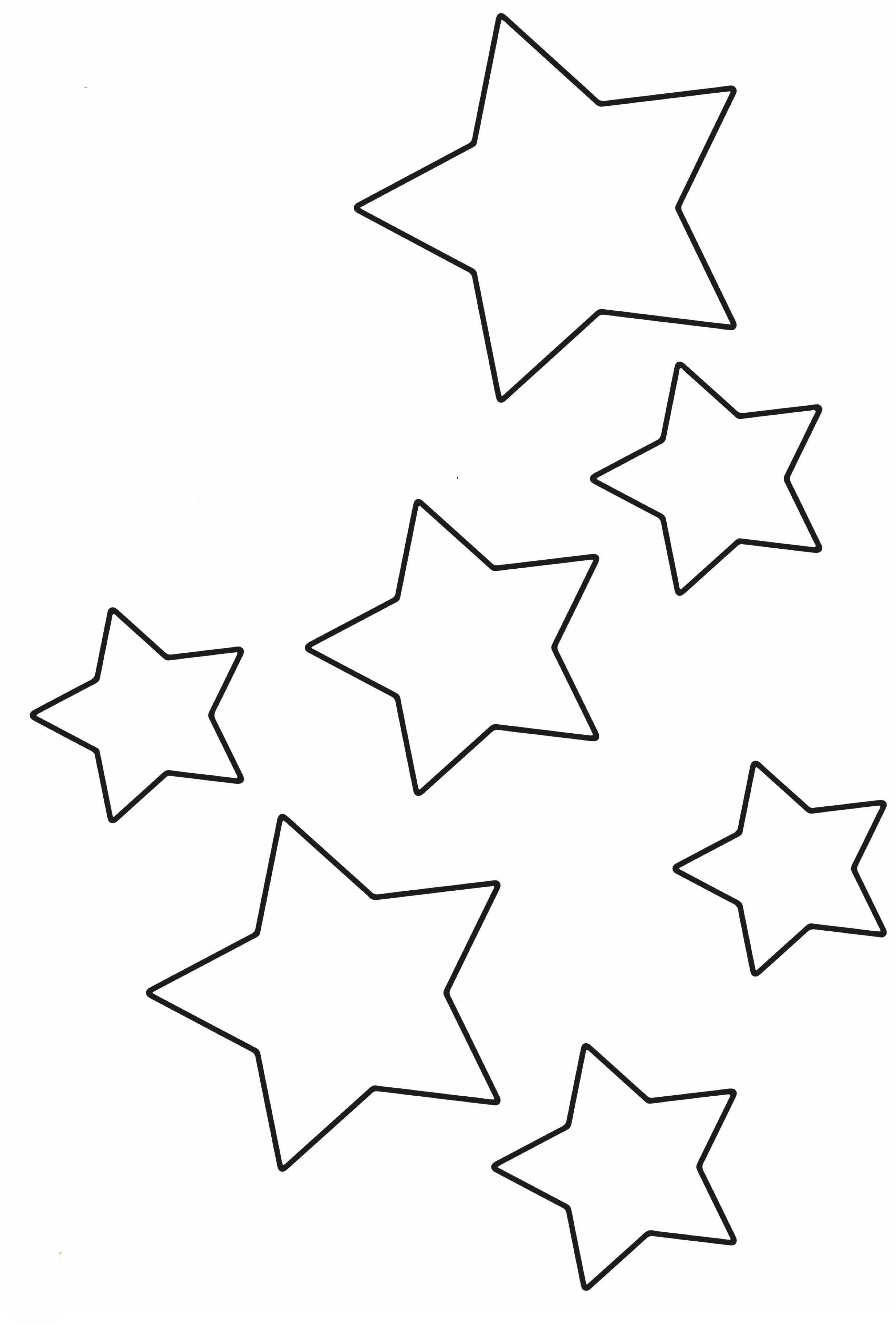 Sterne Ausmalbilder  Astronomie in der KiTa – Sonne Mond und Erde