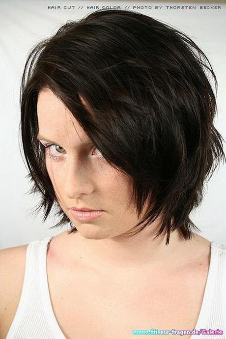 Stufiger Haarschnitt  Haarschnitte stufig