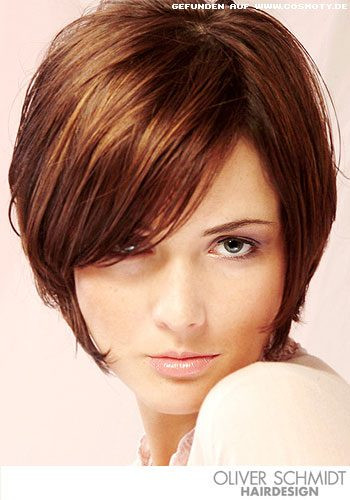 Stufiger Haarschnitt  Stufiger bob haarschnitt – Modische haarschnitte und