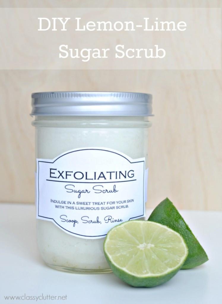 Sugar Scrub Diy  DIY Sugar Scrub Recipe