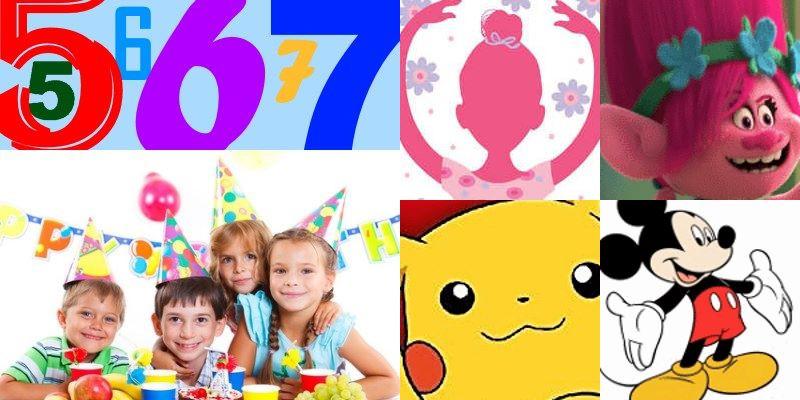 Suppe Für Geburtstagsparty  Super Geburtstagsparty Ideen für Kinder von 5 bis 7