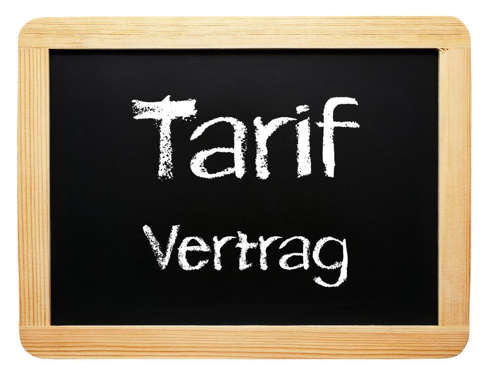Tarifvertrag Bürokauffrau Handwerk  Tarifabschluss beim Logistik nstleister TSL im BMW Werk