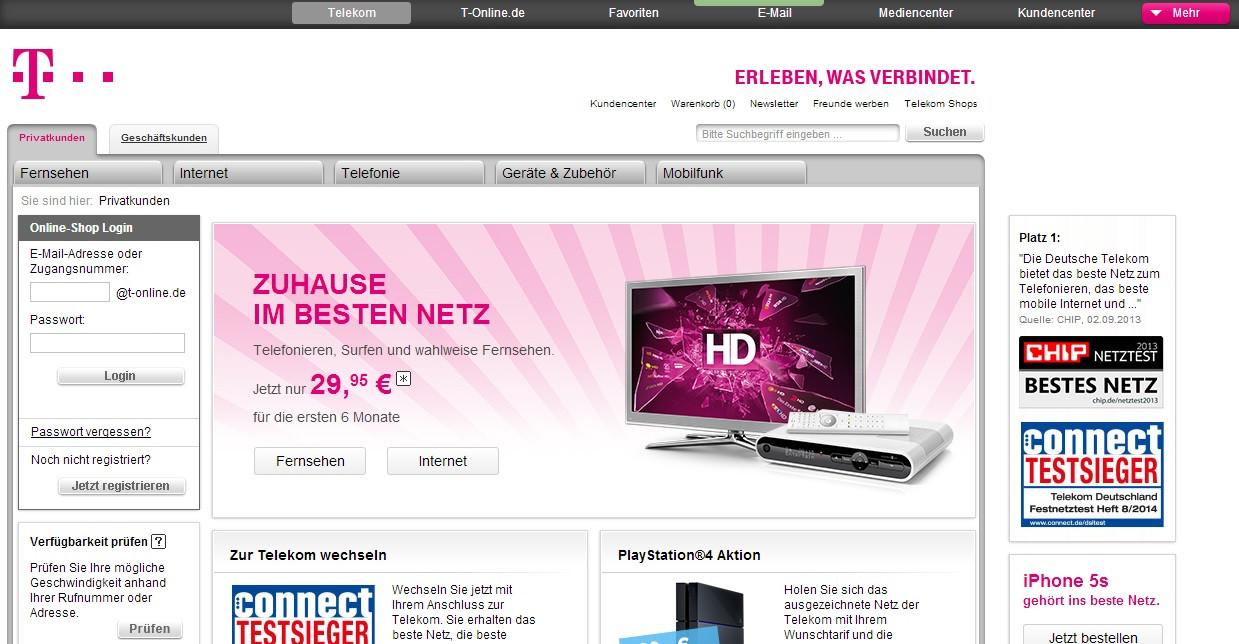 Telekom Geburtstagsgeschenk Einlösen  gutschein telekom einlösen