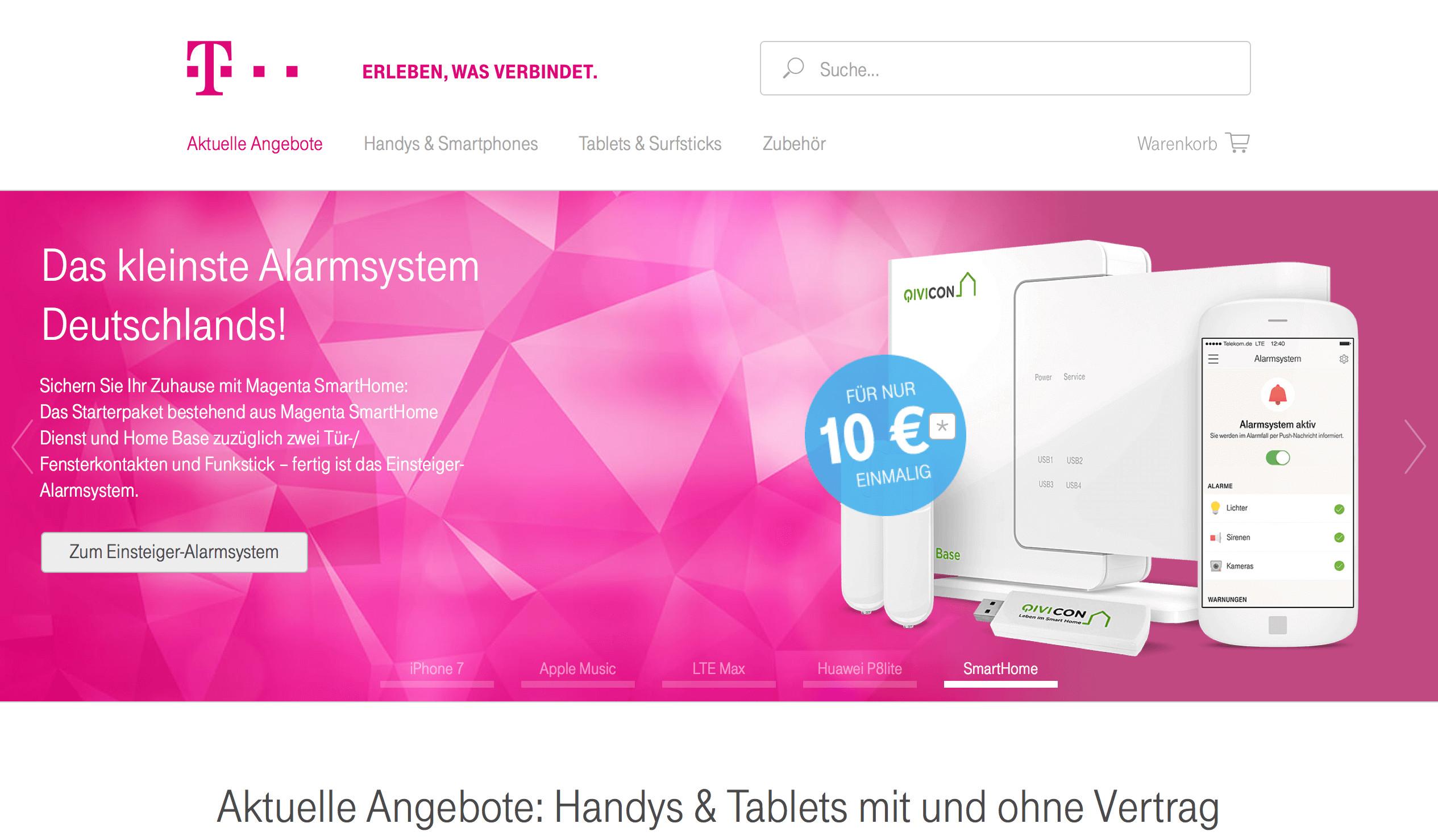Telekom Geburtstagsgeschenk Einlösen  Telekom Shop Gutschein • 10€ Gutscheincode • im Januar 2018