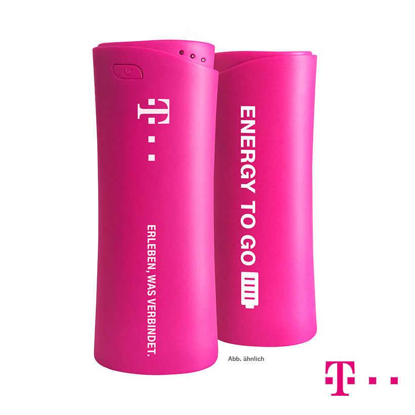 Telekom Powerbank Geburtstagsgeschenk 2017  Mega Deal kostenlose Powerbank für Telekom Kunden