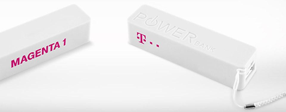 Telekom Powerbank Geburtstagsgeschenk 2017  Kostenlose Powerbanks bei der Telekom – Günstige iTunes