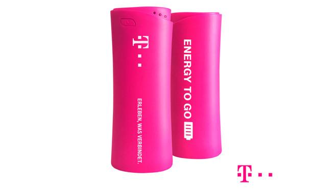Telekom Powerbank Geburtstagsgeschenk 2017  Telekom Mega Deal Powerbank gratis bekommen PUTER BILD